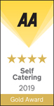 AA 4 Star Gold Award (Logo)